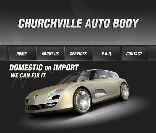 Churchville Auto Body - Southampton, PA 18966, 215.355.1777, Auto ...